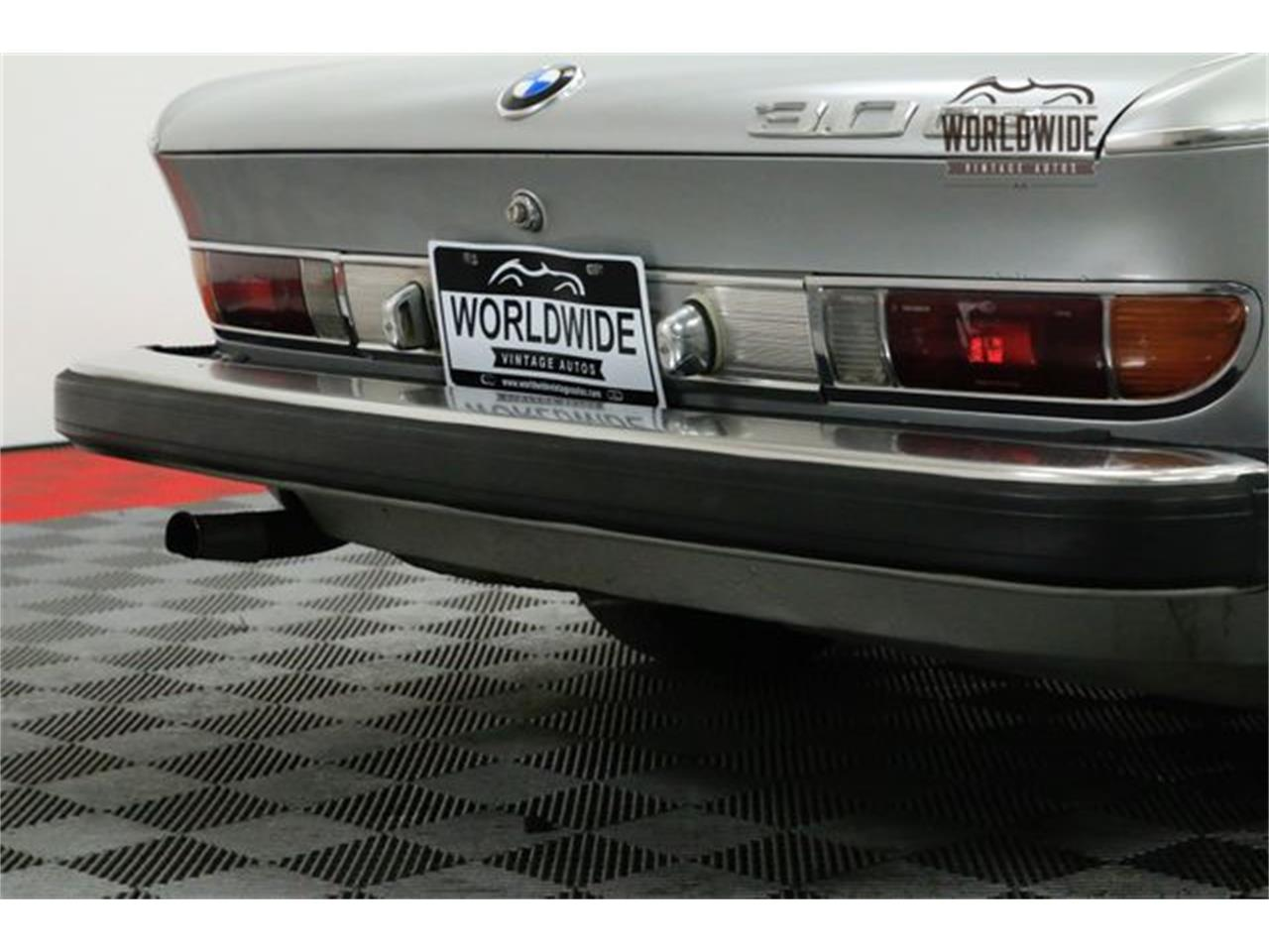 Large Picture of '74 BMW 3.0CS - $49,900.00 Offered by Worldwide Vintage Autos - ME7P