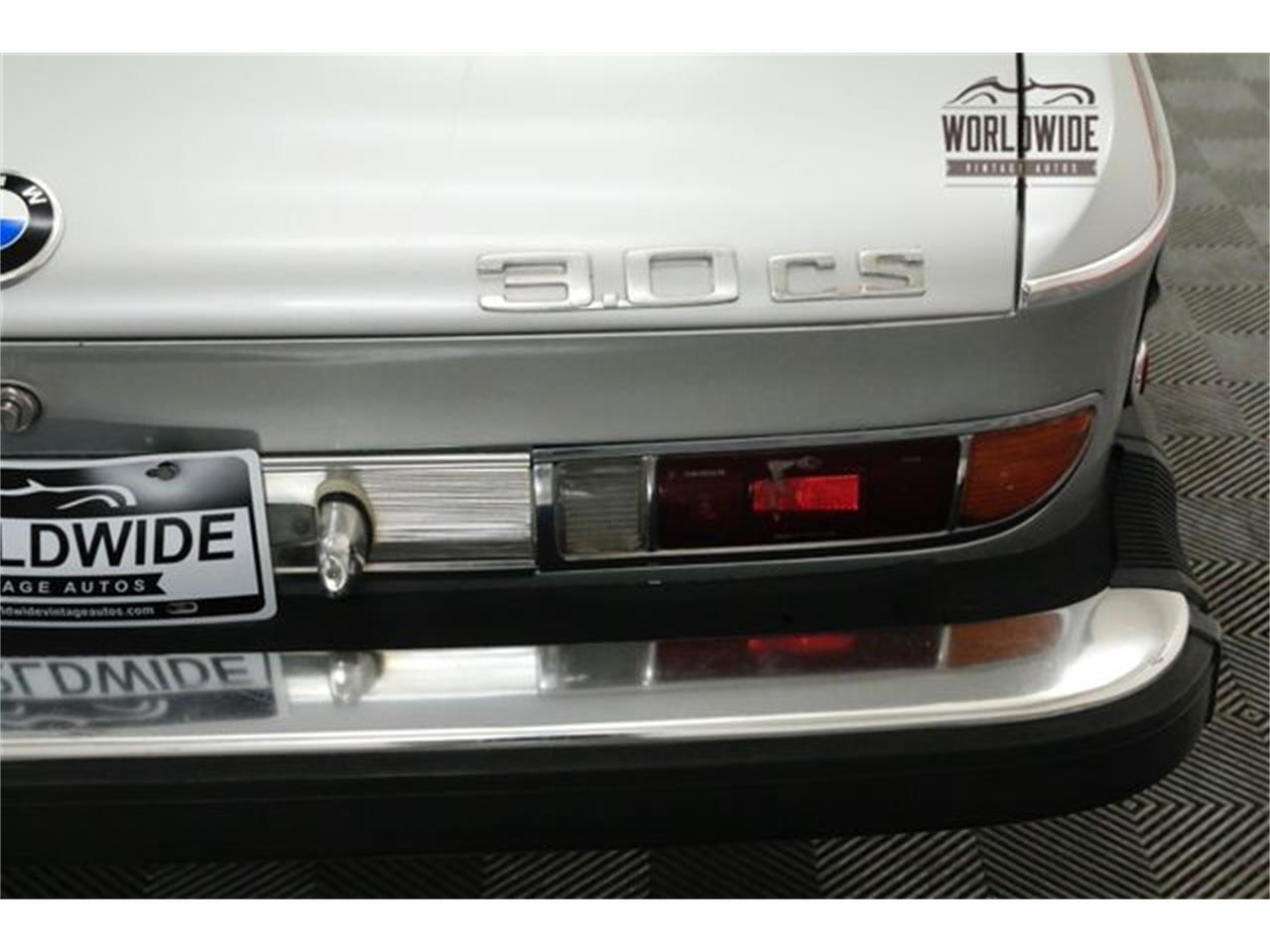 Large Picture of '74 BMW 3.0CS located in Colorado - $49,900.00 Offered by Worldwide Vintage Autos - ME7P