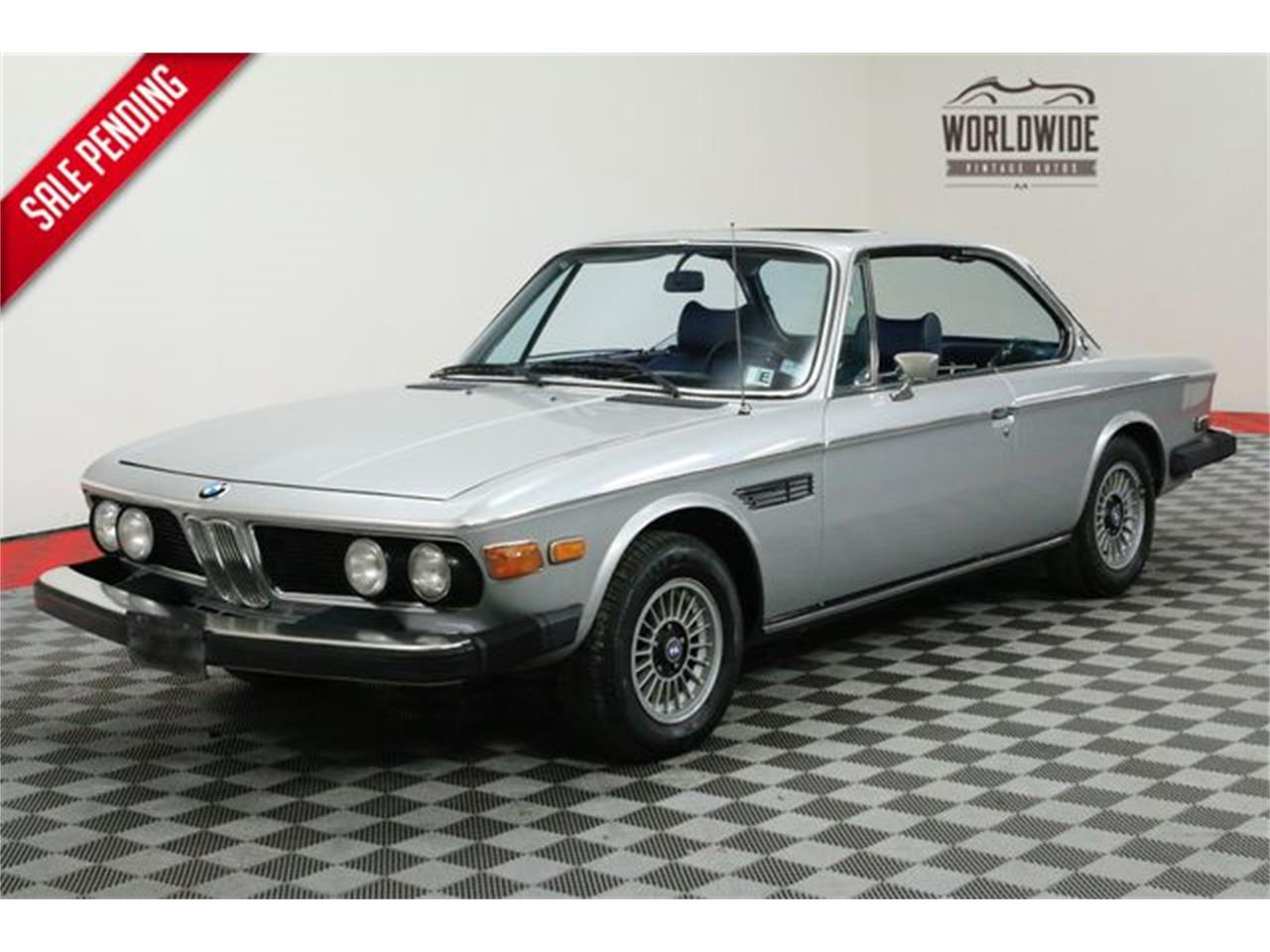Large Picture of '74 BMW 3.0CS located in Denver  Colorado Offered by Worldwide Vintage Autos - ME7P