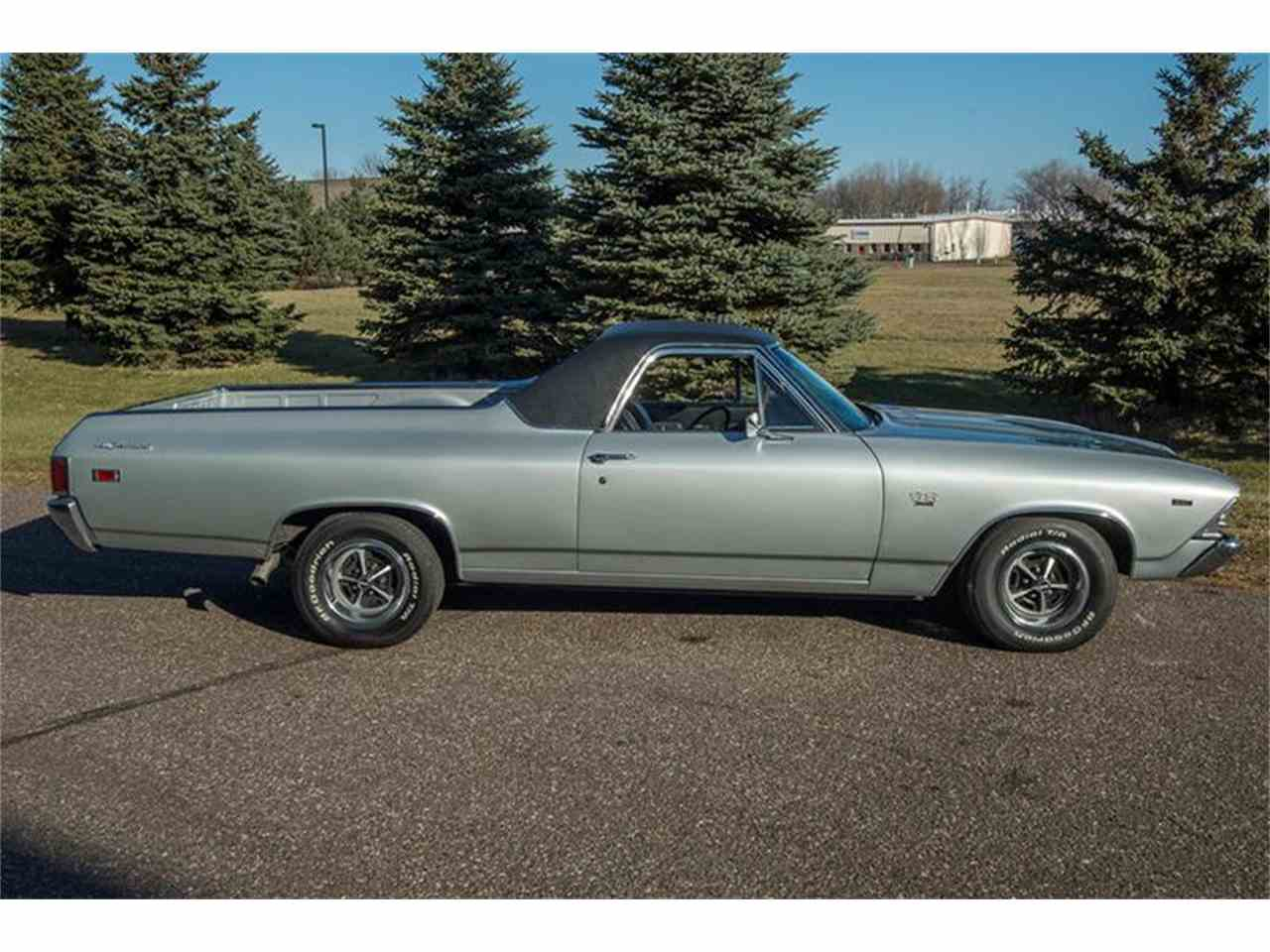 Large Picture of '69 El Camino - ME86