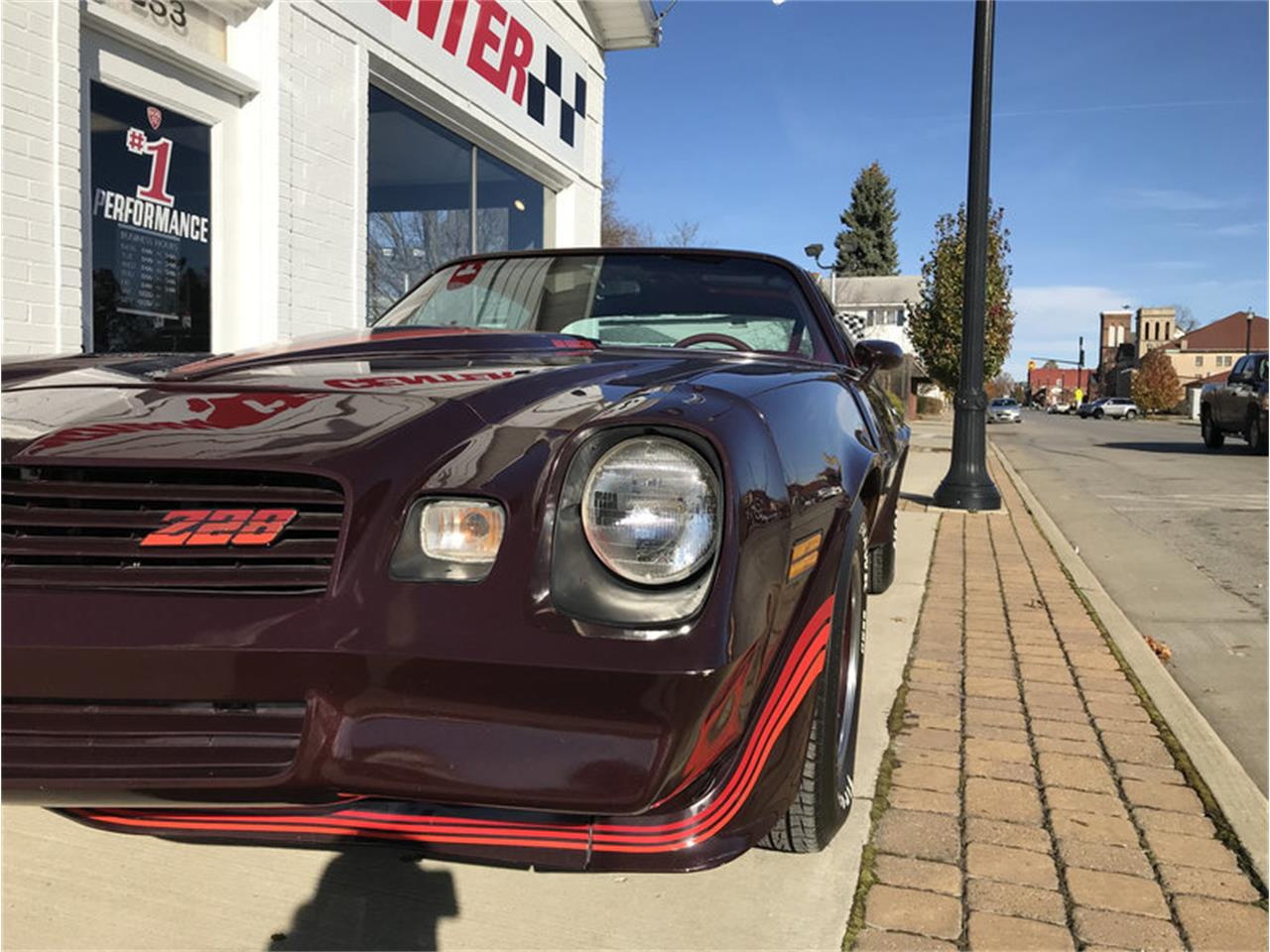 Large Picture of '80 Camaro Z28 - $18,500.00 - ME89