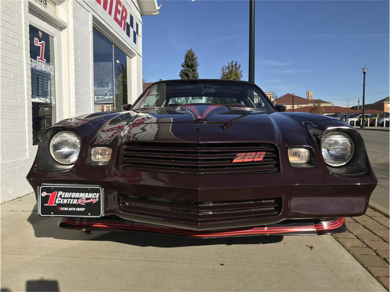 Large Picture of '80 Chevrolet Camaro Z28 located in Ohio Offered by 1 Performance Center Racing - ME89