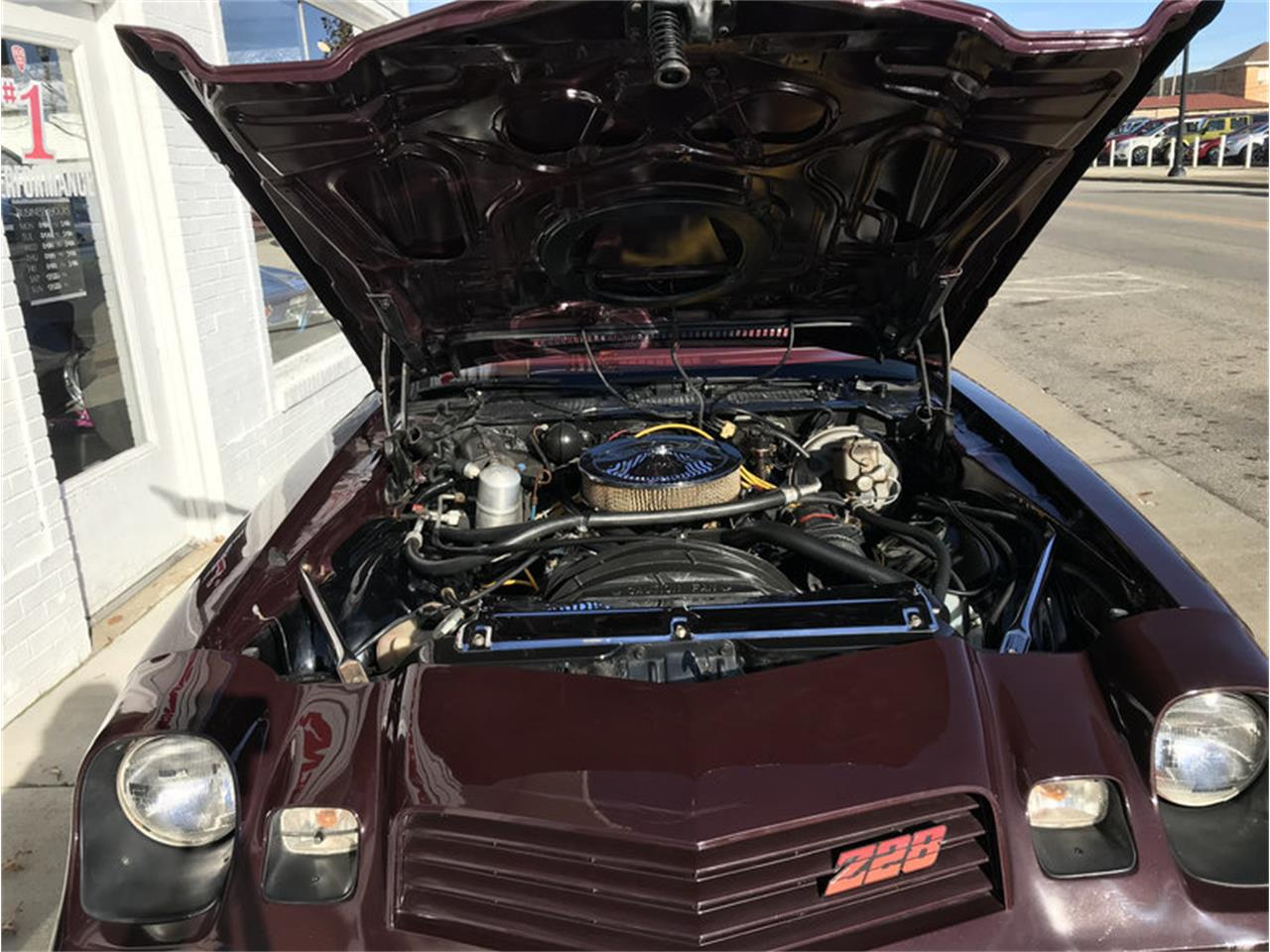 Large Picture of 1980 Chevrolet Camaro Z28 - ME89