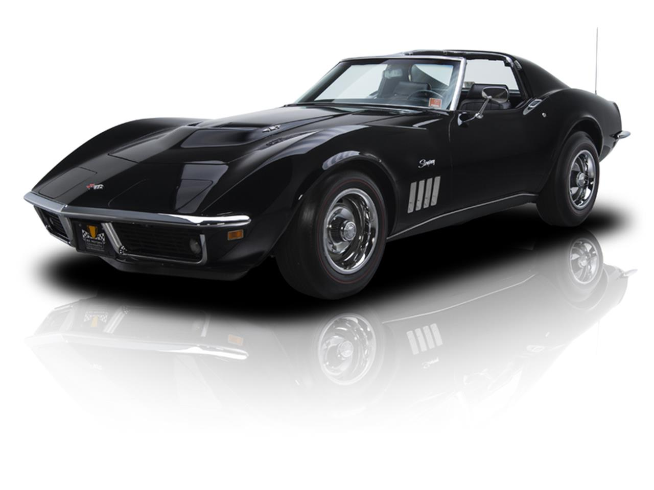 Corvette Stingray 1969 >> 1969 Chevrolet Corvette Stingray In Charlotte North Carolina