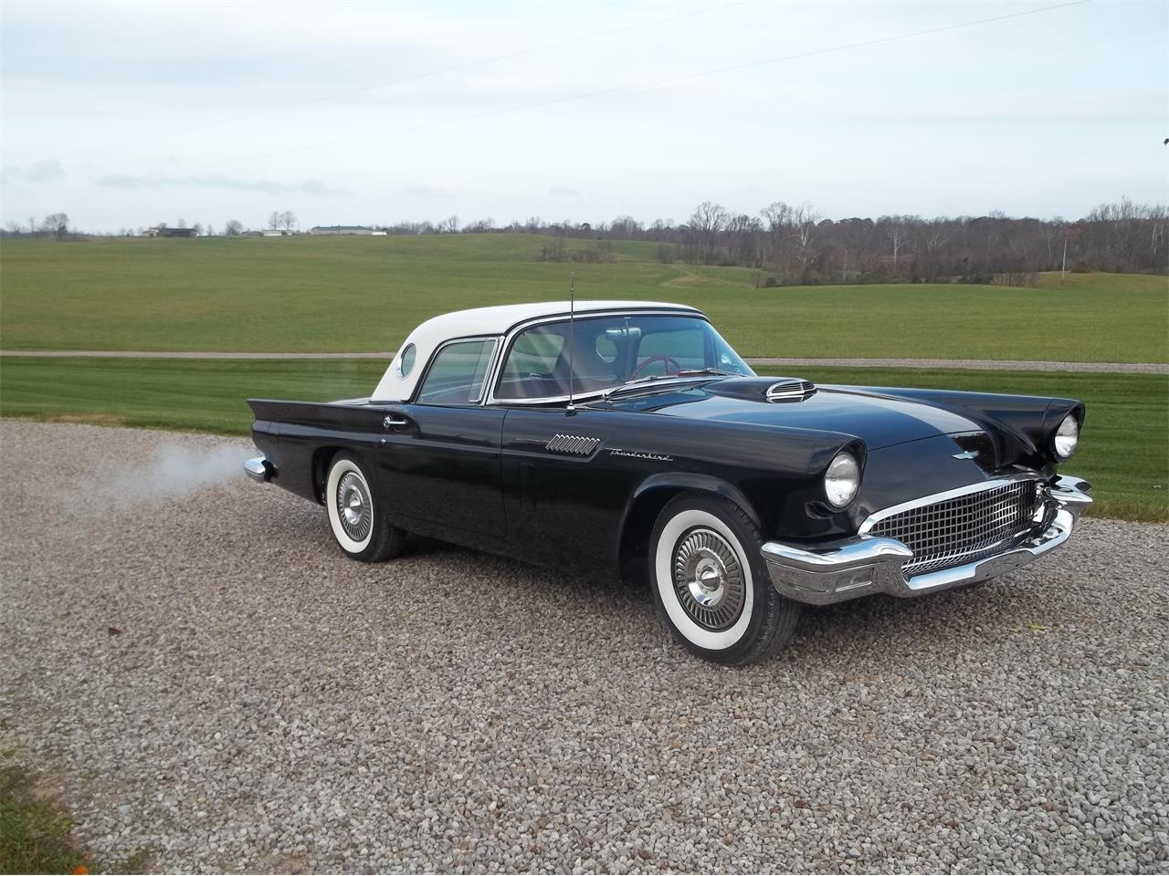 Large Picture of '57 Thunderbird - MEAH