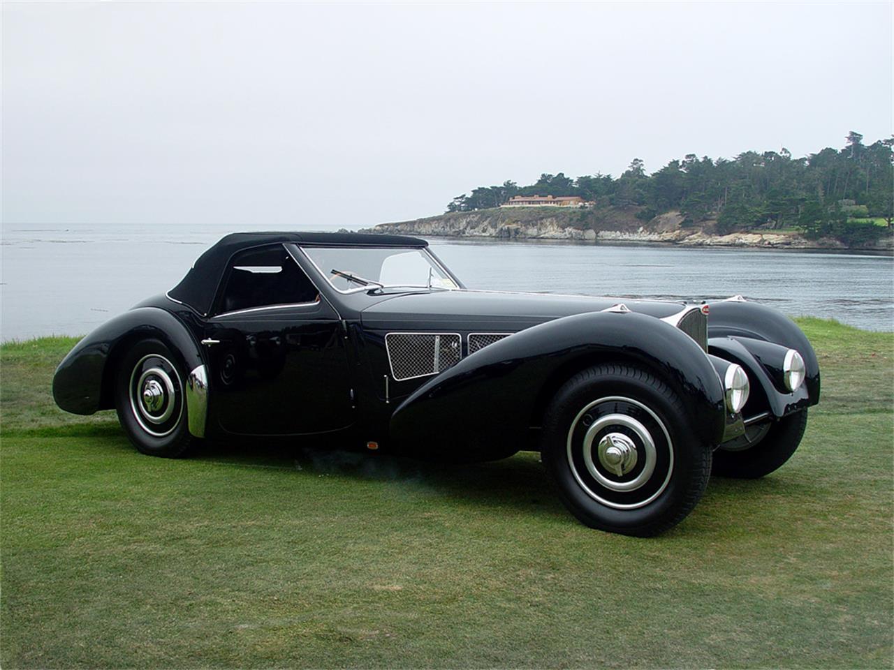 1937 bugatti type 57s for sale cc 1044976. Black Bedroom Furniture Sets. Home Design Ideas