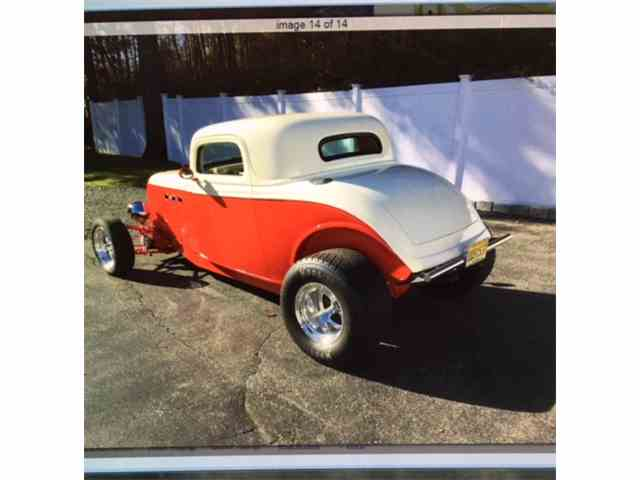 Picture of '34 3-Window Coupe - MEB5