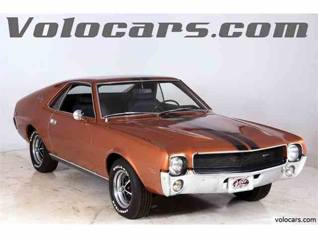 Picture of '69 AMX located in Volo Illinois Offered by  - MAUQ