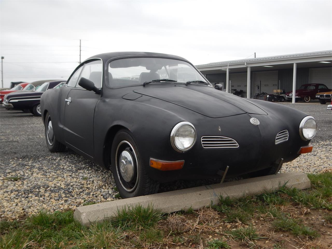 Large Picture of Classic '73 Karmann Ghia located in Ohio - $3,800.00 - MEB8
