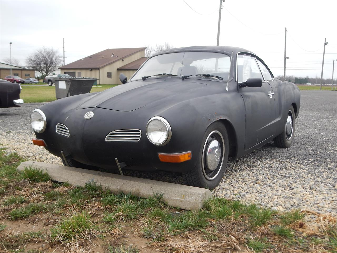 Large Picture of Classic 1973 Volkswagen Karmann Ghia - $3,800.00 Offered by Custom Rods & Muscle Cars - MEB8