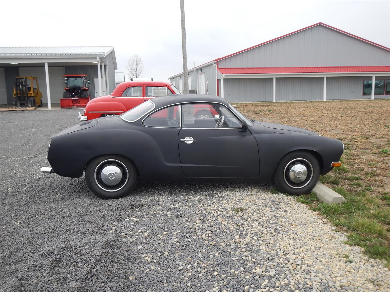 Large Picture of Classic 1973 Karmann Ghia - $3,800.00 Offered by Custom Rods & Muscle Cars - MEB8