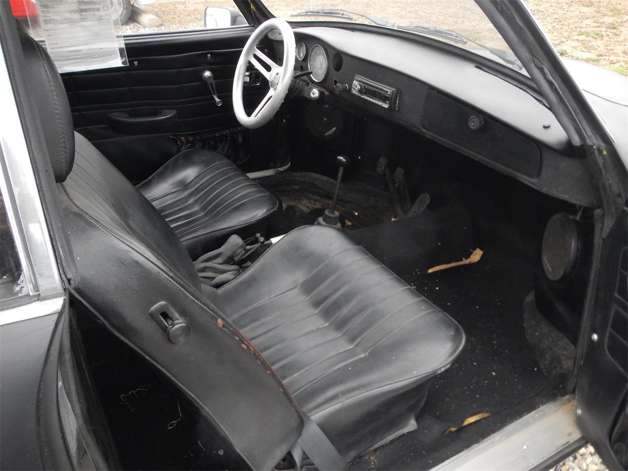 Large Picture of Classic '73 Karmann Ghia located in Celina Ohio - $3,800.00 - MEB8