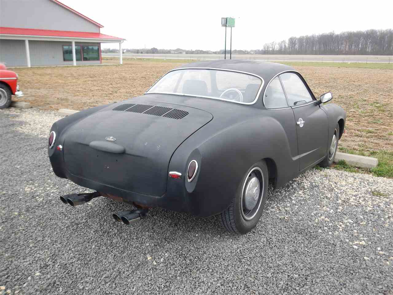 Large Picture of '73 Karmann Ghia - MEB8
