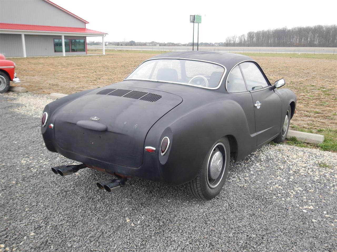 Large Picture of 1973 Volkswagen Karmann Ghia located in Ohio - $3,800.00 Offered by Custom Rods & Muscle Cars - MEB8