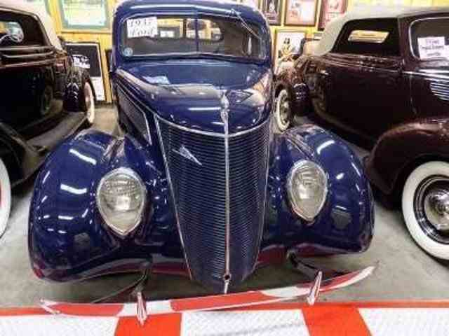 Picture of '37 Coupe - MEBH
