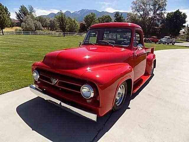 Picture of '53 F100 - MEBI