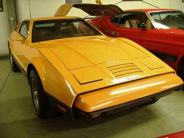 Picture of 1975 Bricklin SV 1 - MEBK