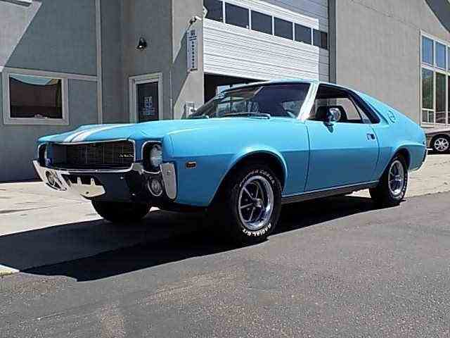 Picture of '69 AMC AMX - $27,995.00 Offered by  - MEBX
