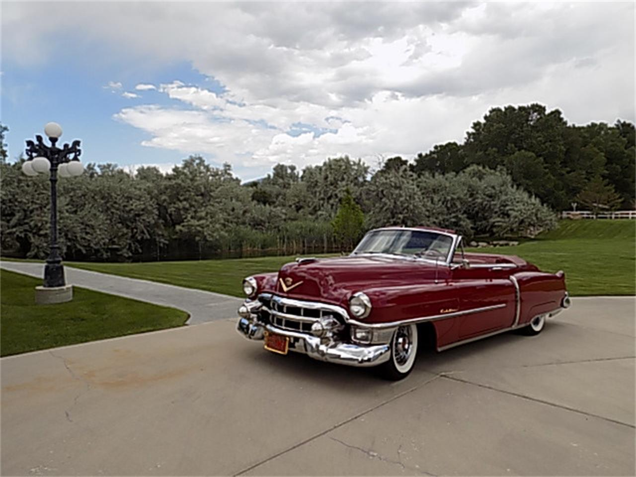 Large Picture Of 53 Cadillac Convertible Located In Midvale Utah 105 995 00 Offered By Ardell
