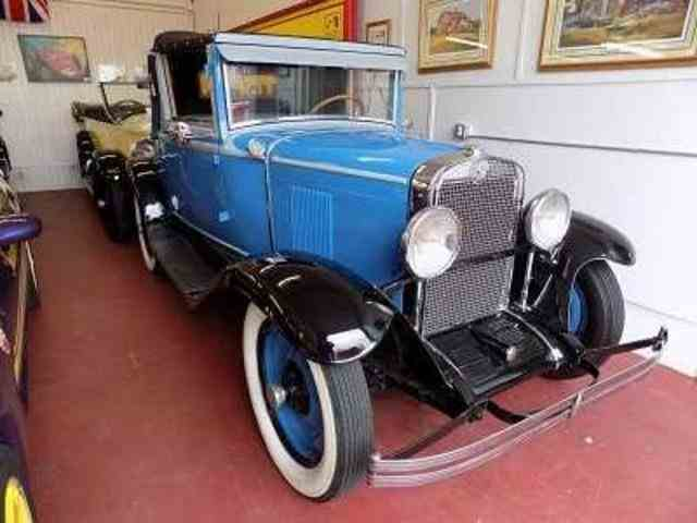 Picture of 1929 Chevrolet Antique - $28,500.00 Offered by  - MECA