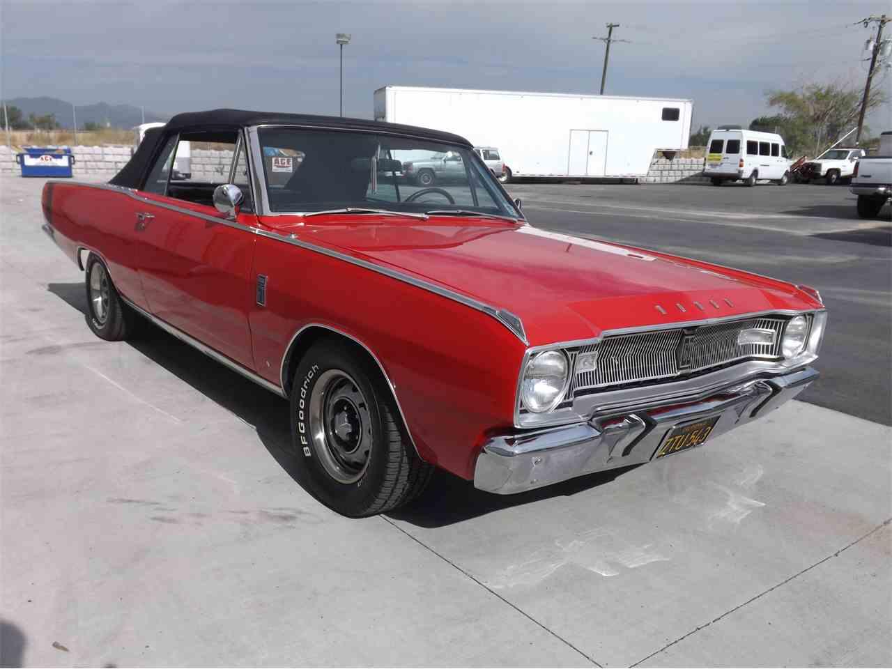 1967 Dodge Dart for Sale   ClicCars.com   CC-1045055