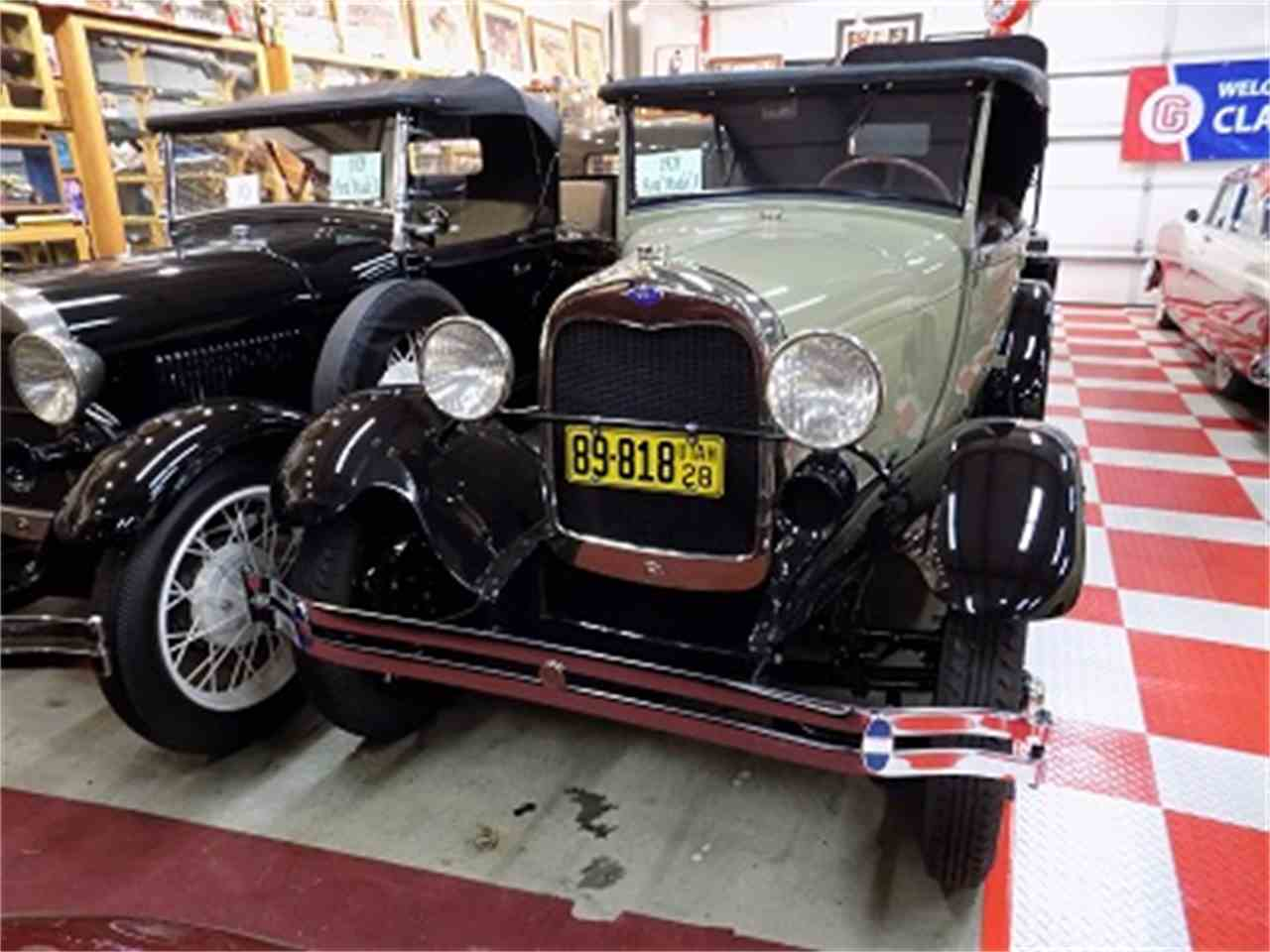 Large Picture of '28 Model A - MEDH