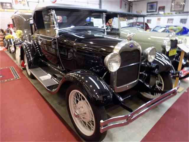 Picture of '29 Model A - MEDI