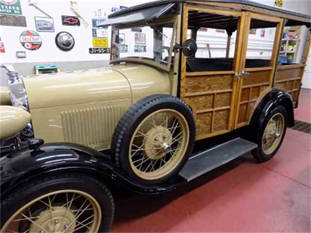 Picture of '29 Woody Wagon - MEDJ