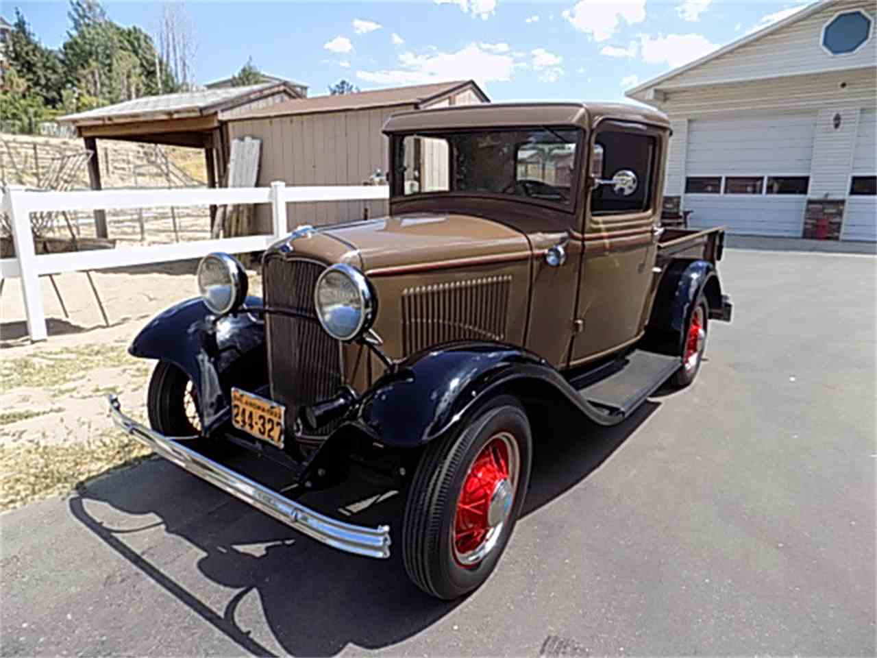 1932 Ford Pickup for Sale | ClassicCars.com | CC-1045065
