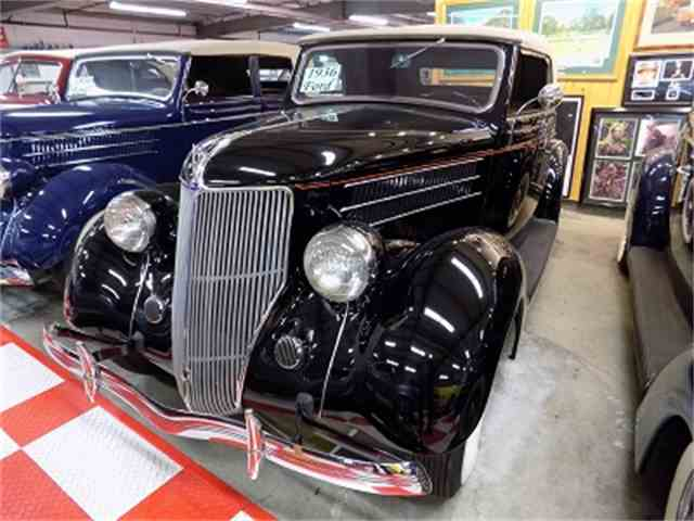 Picture of '36 Cabriolet - MEDN