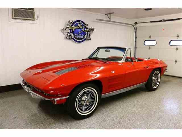 Picture of '63 Corvette - MAUZ