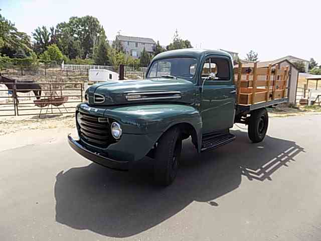 Picture of 1950 F-Series - $22,500.00 Offered by  - MEE4
