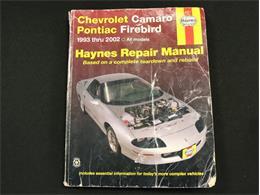 Picture of 1997 Chevrolet Camaro SS 30th Anniversary SLP Edition - MAV1