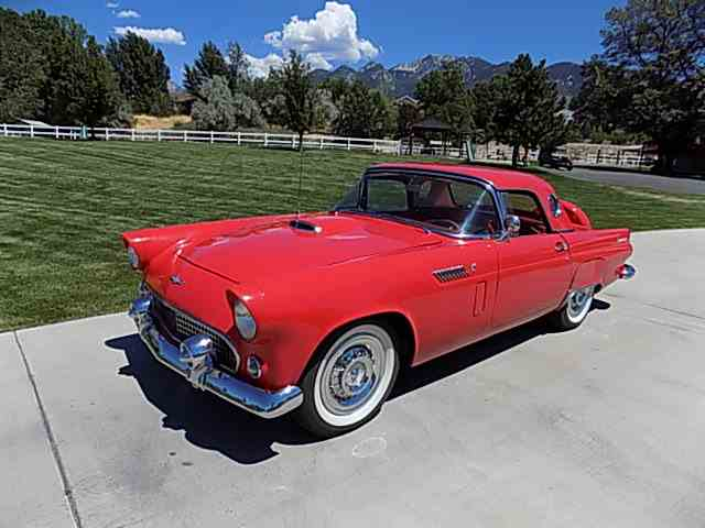 Picture of Classic '56 Thunderbird located in Utah - MEEA