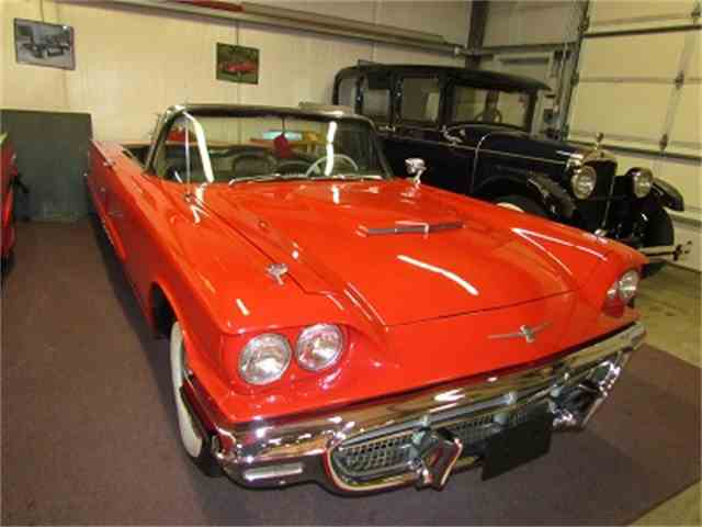 Picture of '60 Thunderbird - MEED