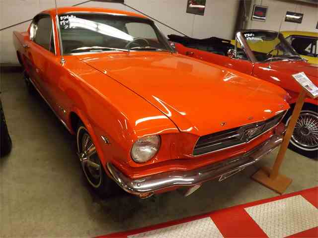 Picture of '65 Mustang - MEEI