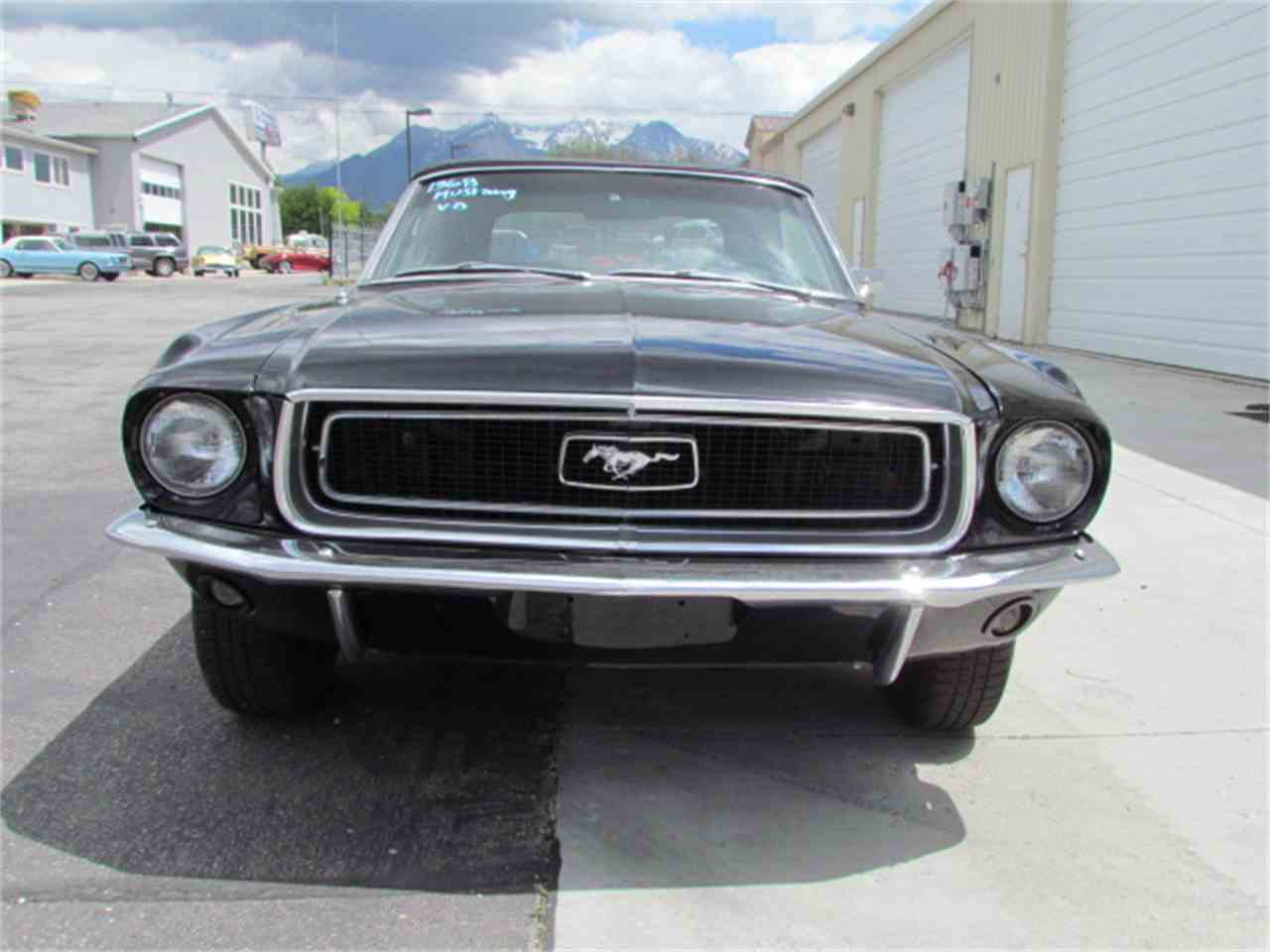 Large Picture of '68 Mustang - MEEN