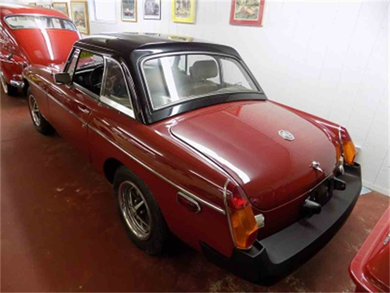 Large Picture of '74 MGB - MEFD