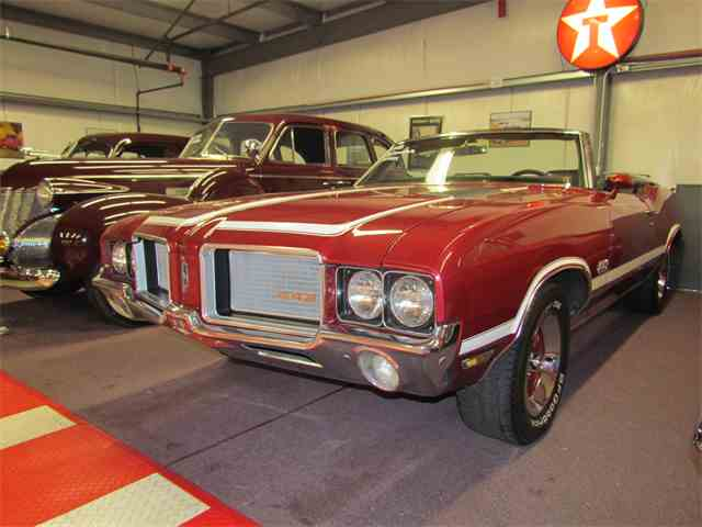 Picture of '72 Cutlass - MEFH