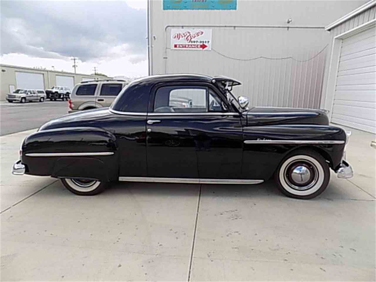 1950 plymouth business coupe for sale cc 1045135. Black Bedroom Furniture Sets. Home Design Ideas