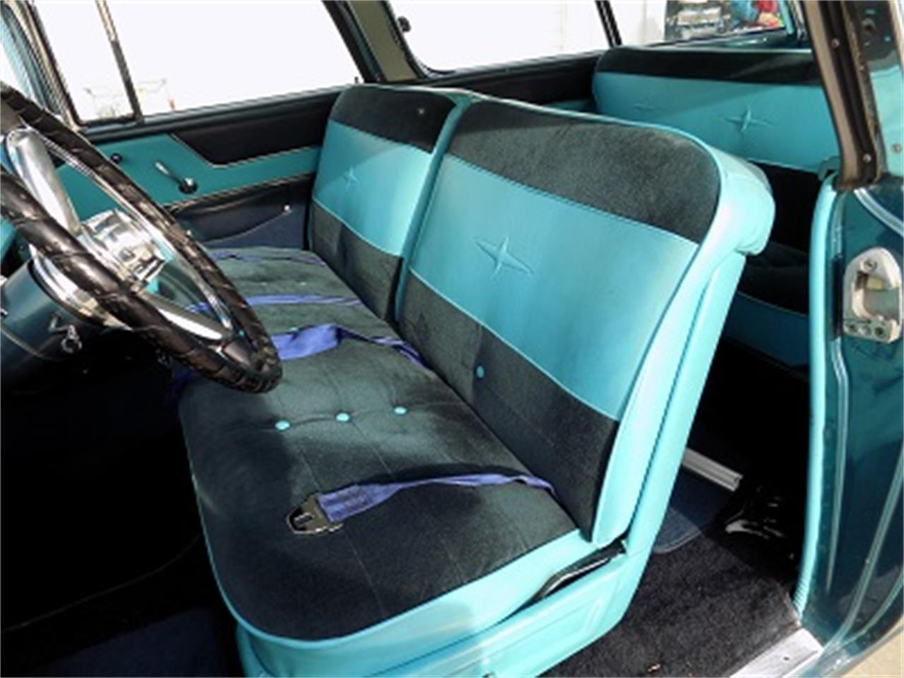 Large Picture of Classic 1956 Pontiac Safari - $52,500.00 Offered by Ardell Brown Classic Cars - MEFL