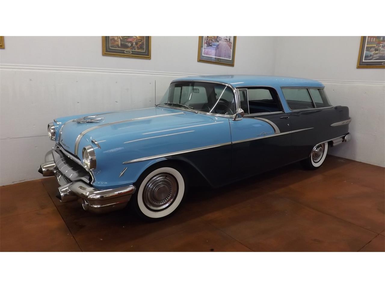 Large Picture of Classic 1956 Pontiac Safari located in Midvale Utah - $52,500.00 - MEFL