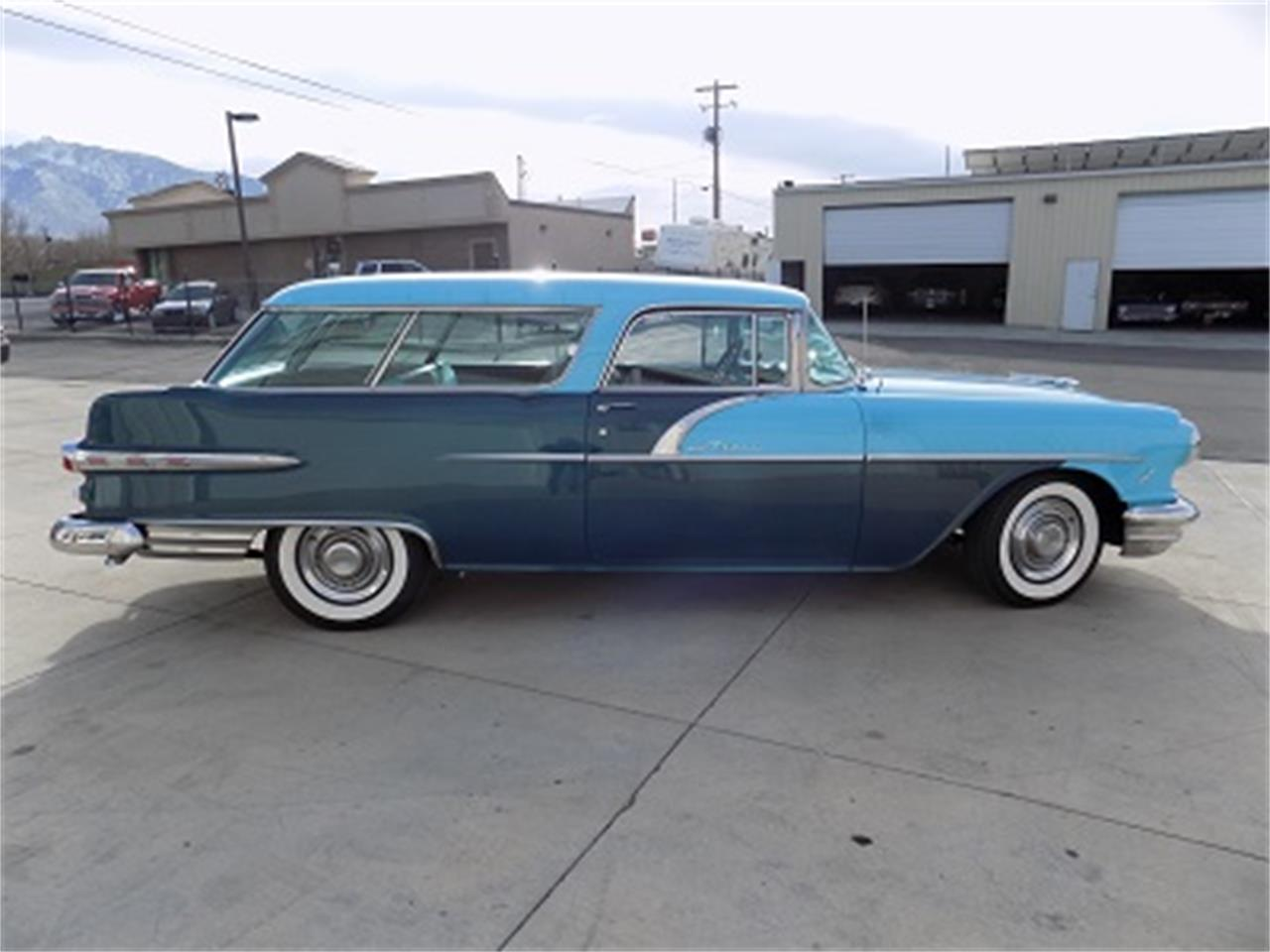 Large Picture of '56 Pontiac Safari - $52,500.00 - MEFL