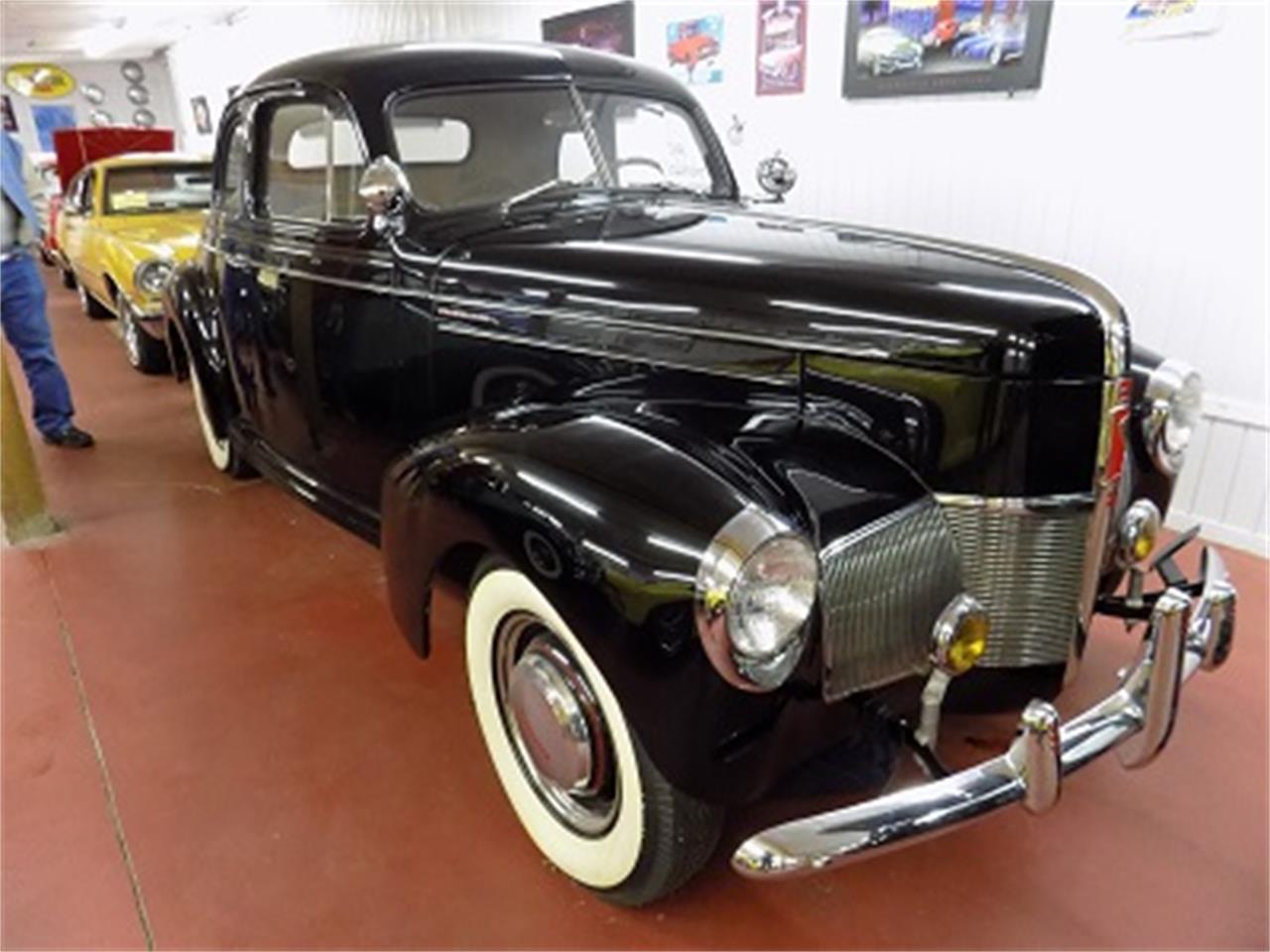 1940 studebaker business coupe for sale cc 1045143. Black Bedroom Furniture Sets. Home Design Ideas