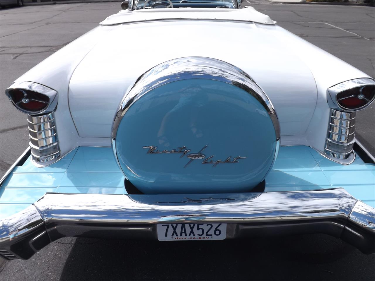 Large Picture of 1957 Oldsmobile 98 - $141,995.00 Offered by Ardell Brown Classic Cars - MEG3