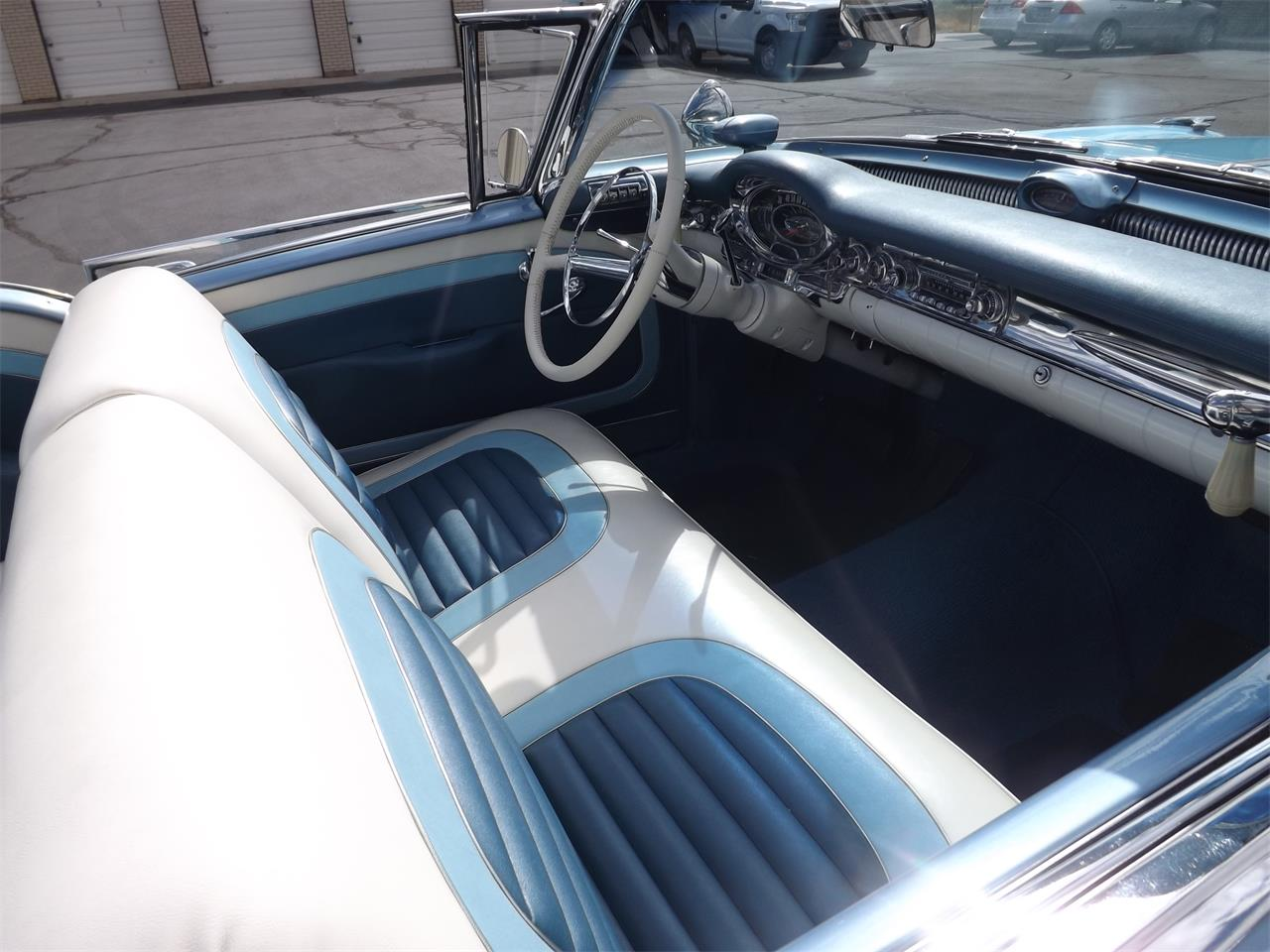 Large Picture of '57 Oldsmobile 98 Offered by Ardell Brown Classic Cars - MEG3