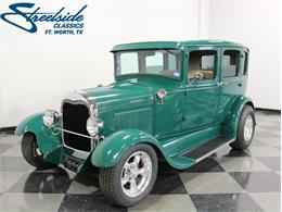 Picture of Classic 1929 Ford Model A located in Texas Offered by Streetside Classics - Dallas / Fort Worth - MAV8