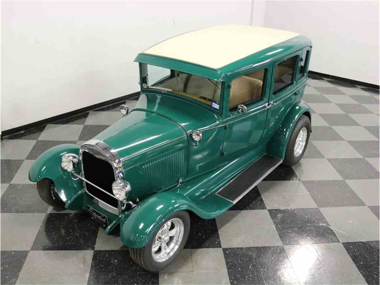 Large Picture of '29 Model A - MAV8
