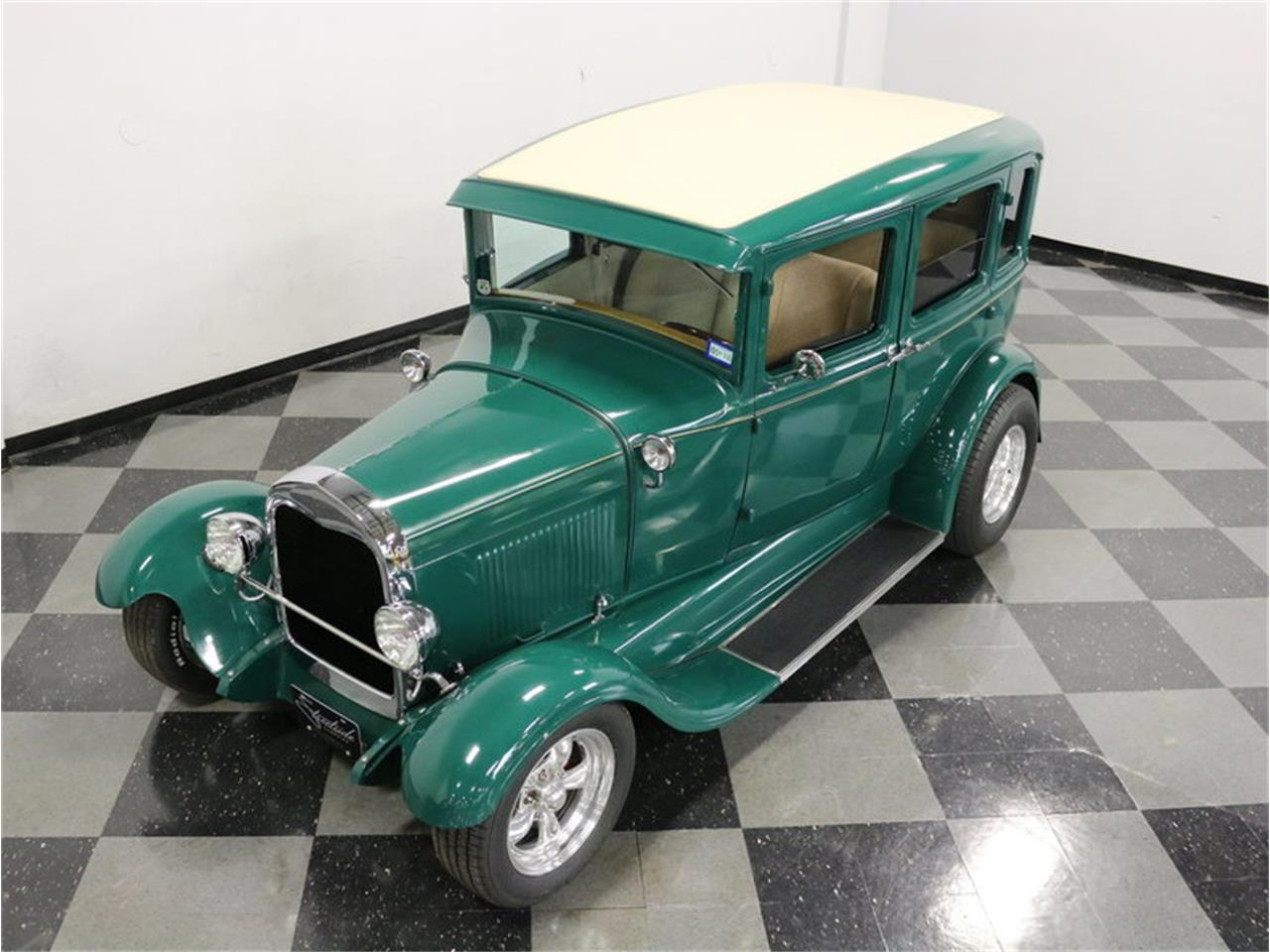 Large Picture of Classic 1929 Ford Model A Offered by Streetside Classics - Dallas / Fort Worth - MAV8