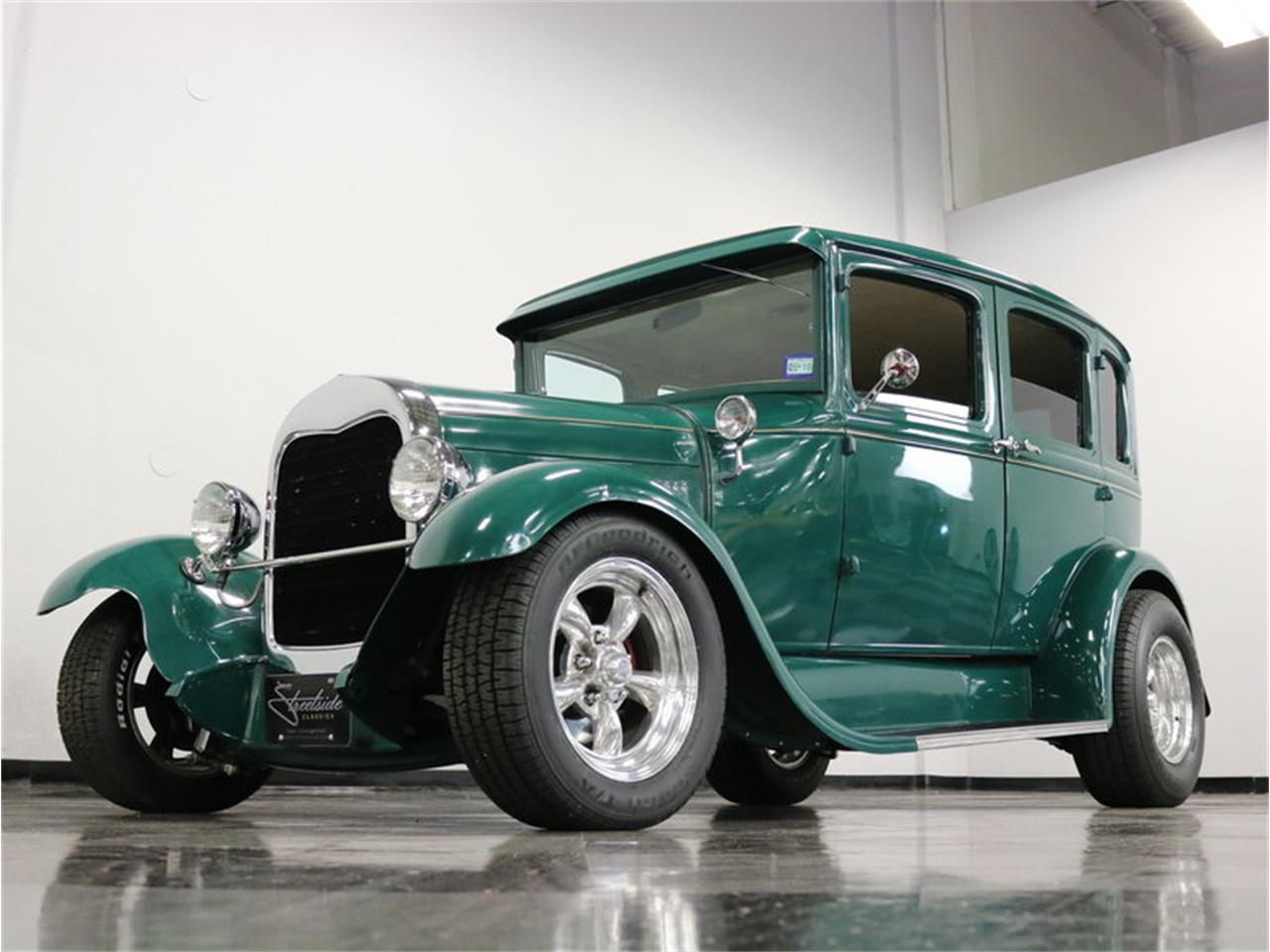 Large Picture of Classic '29 Model A located in Ft Worth Texas - $38,995.00 Offered by Streetside Classics - Dallas / Fort Worth - MAV8